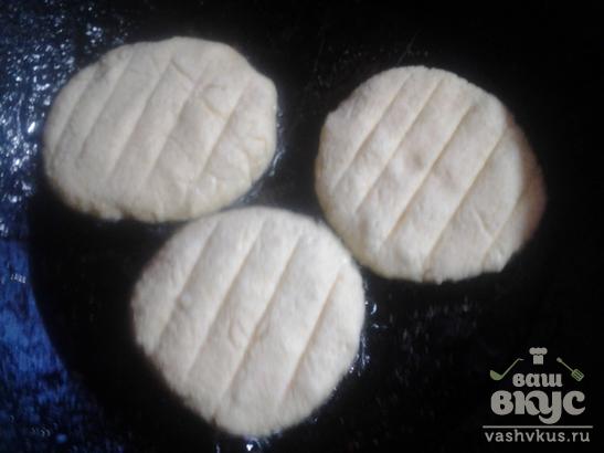 Нежные сырники