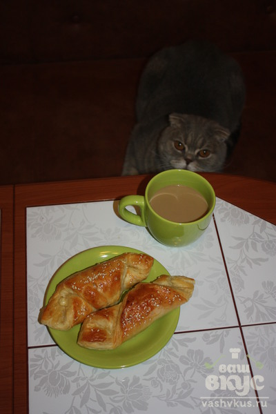 Круассаны к завтраку