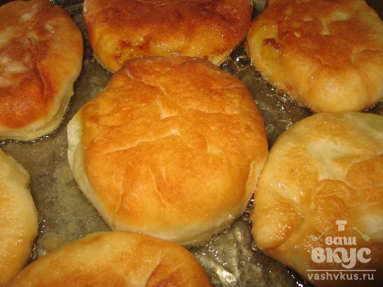 """Пирожки """"Скороспелки""""  с картофельной начинкой"""
