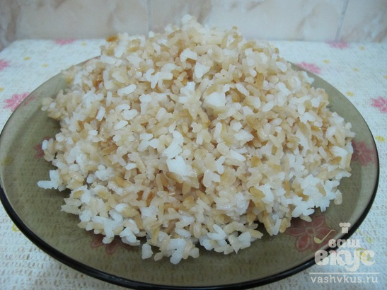 Двухцветный рис