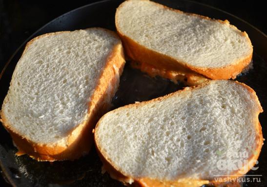 Быстрые бутерброды