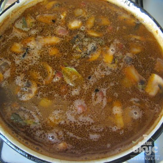 Сельский суп