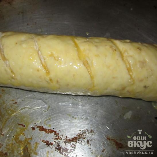 "Багет ""Фитнес"" с сыром"
