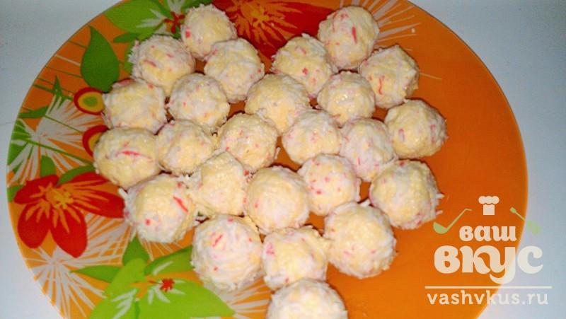 Закуска сырные шарики рецепт пошагово 68