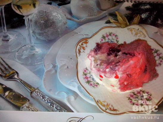 Шедевральный вишневый торт на 14 февраля