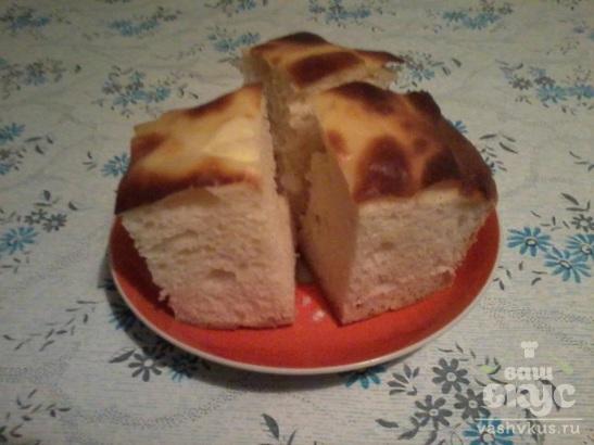 """""""Сметанный"""" сдобный хлеб"""