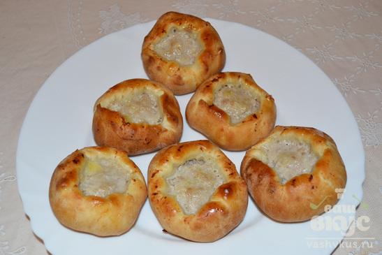 Беляши печеные рецепт пошаговый