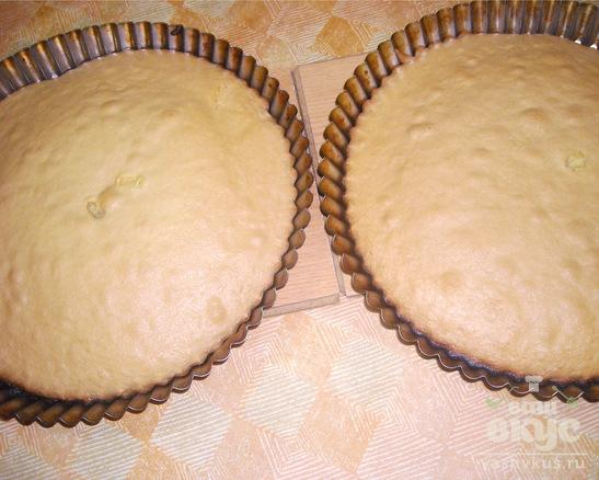 Торт Солнечный