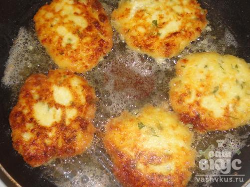 Сырники соленые