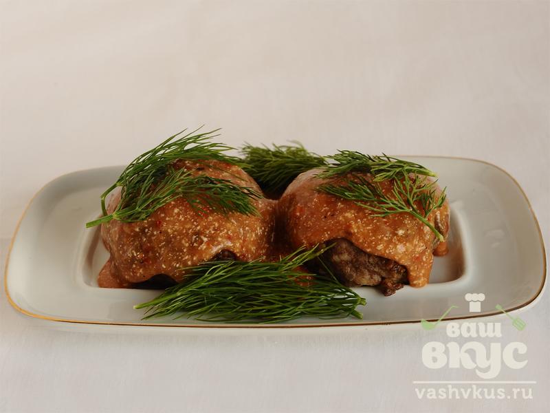 тефтели в томатно-сметанном соусе рецепт с пошаговым фото