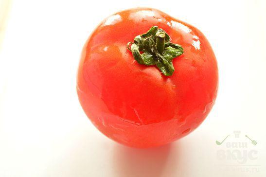 Закуска из помидора «Овощной горшочек»