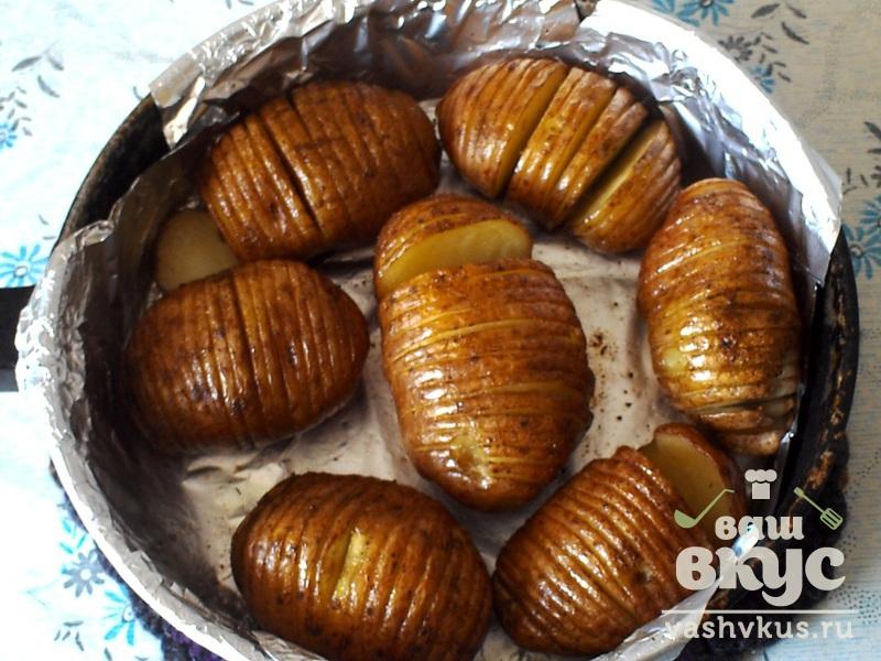 картошка в кожуре запеченная в духовке