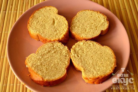 Бутерброды с крабовыми палочками и сыром