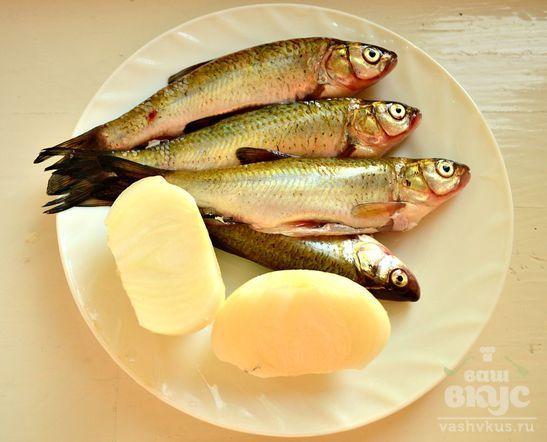 Домашняя уха из мелкой речной рыбы