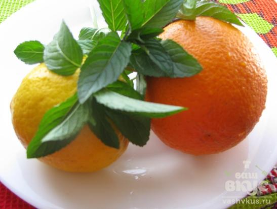 Освежающий напиток «Летняя свежесть»