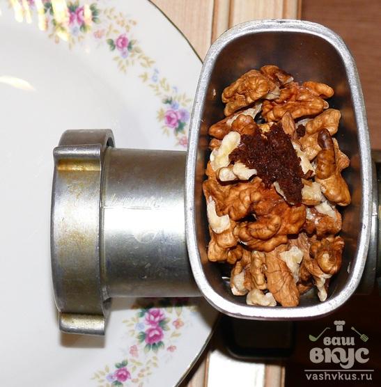 Курица в соусе сациви