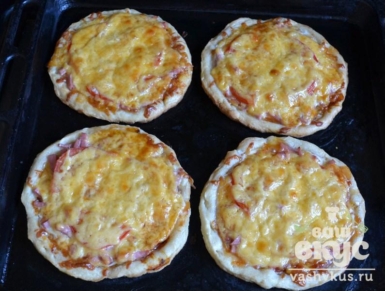 пицца как в школьной столовой рецепт