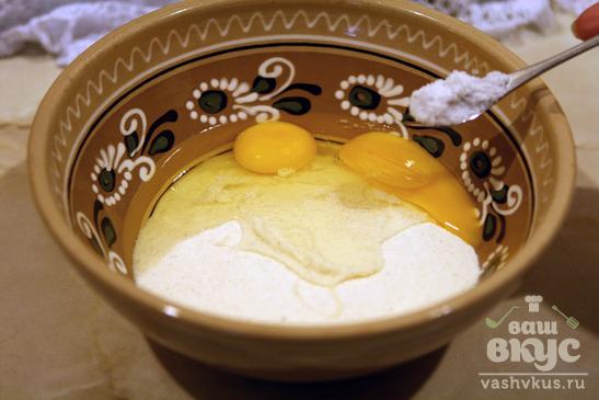 Овощная запеканка с сыром в микроволновке