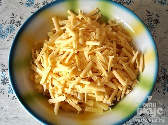 """Салат с курицей и ананасом """"Нежность"""""""