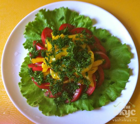 "Греческий салат ""Хориатика"""