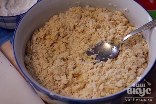 Суп куриный с клёцками из манки