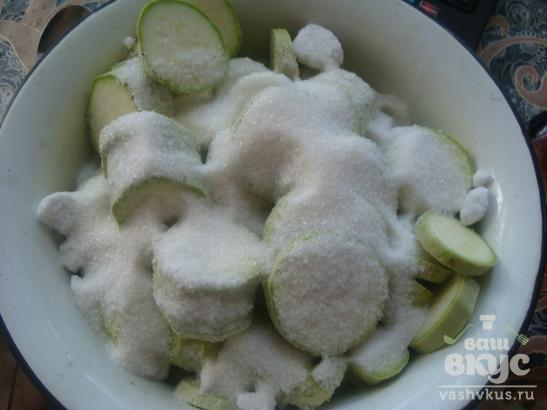 Кабачки на зиму