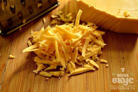 Котлеты с сырной начинкой
