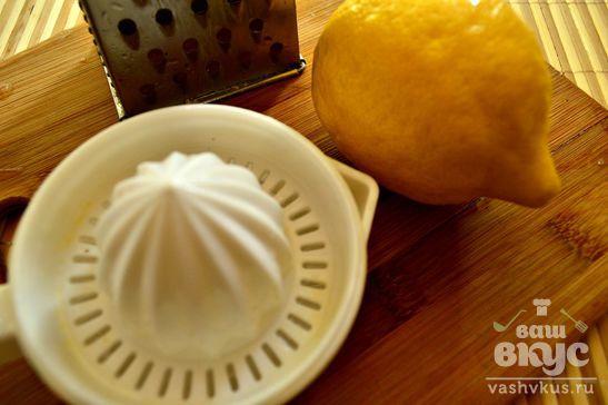 Маринад из лимона для свинины