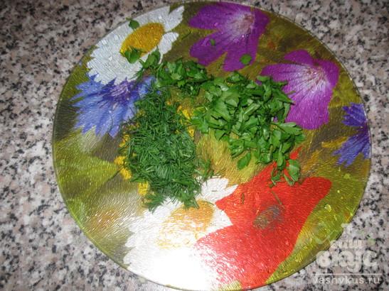Суп с сельдереем и щавелем