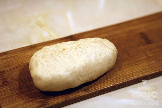 Дрожжевые пирожки с картофелем и грибами