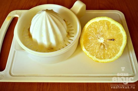 Апельсиново - лимонный джем