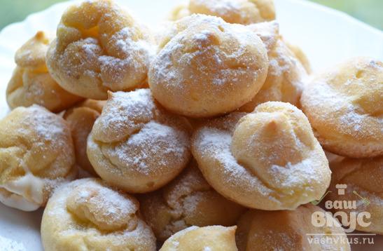 Пирожное «Шу»