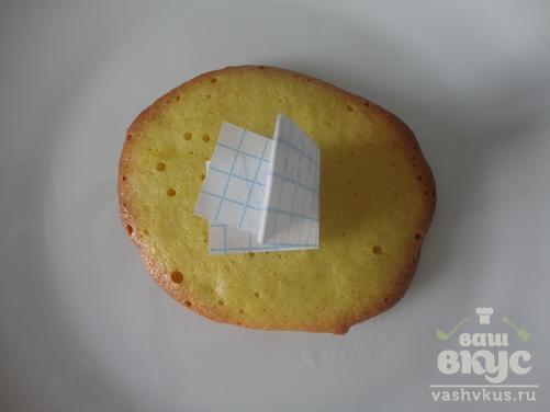 Печенье на белках с предсказаниями