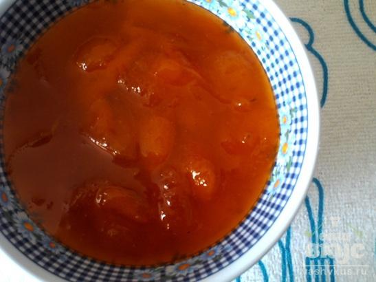 Варенье из абрикосов в сиропе