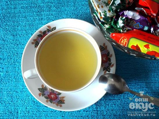 """Зеленый чай """"5 трав"""""""