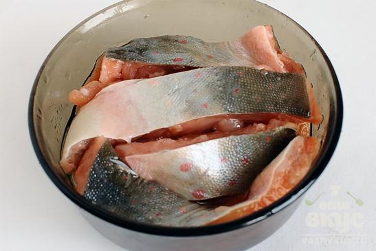 Рыба специального посола
