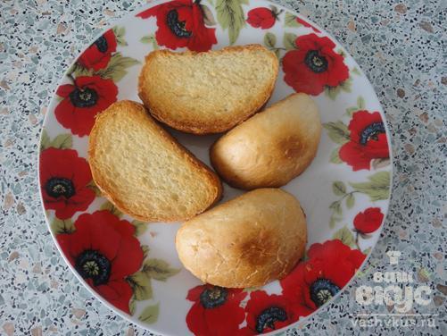 Штрудель с яблочно-медовой начинкой