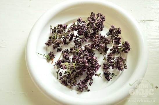 Медовый чай с душицей