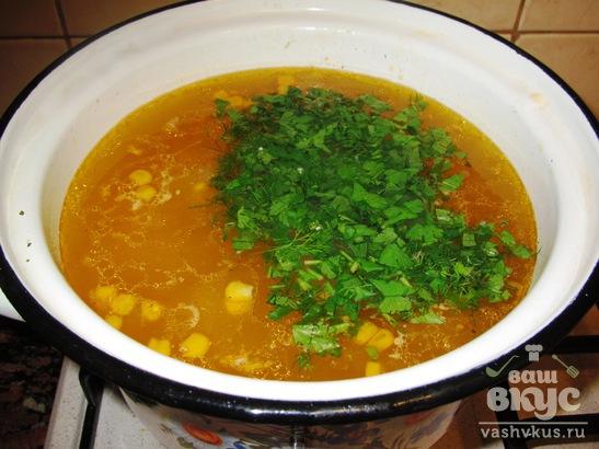Гавайский суп