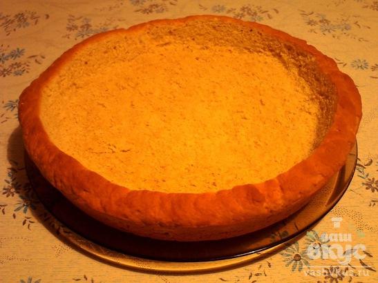 Песочные пироги с пошаговым