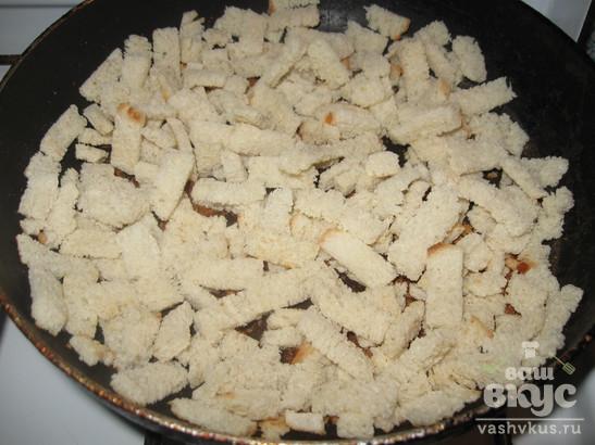 Котлеты с панировкой из хлеба