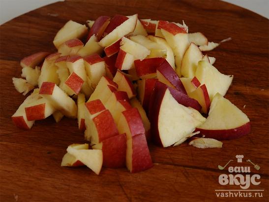 Овощное рагу с тушенкой