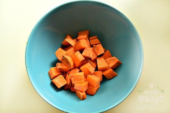 Замороженная заготовка из овощей на зиму