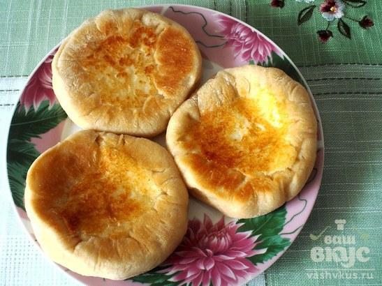 Оладьи с картофельным пюре