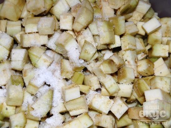 Заготовка баклажанов на зиму (заморозка)