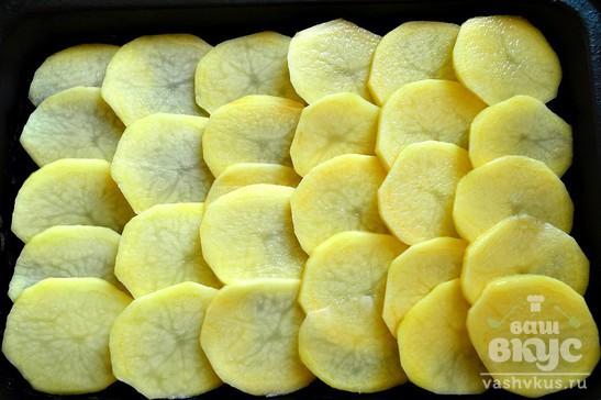 Запеканка с картофелем и мясным фаршем