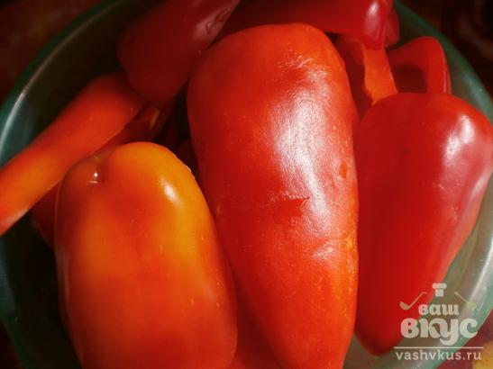 Кетчуп со сладким перцем