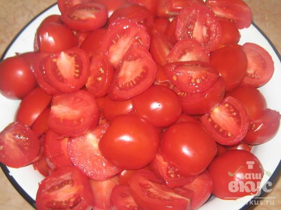 Домашний кетчуп с пряностями