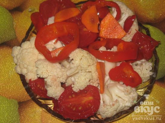 Маринованные овощи за ночь