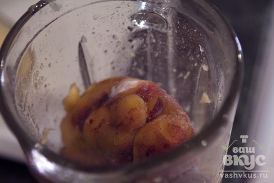 Молочный коктейль с абрикосами